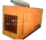 50KW防噪音發電機